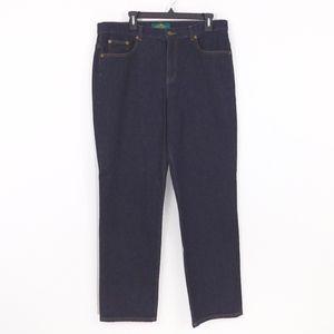 Lauren Ralph Lauren Jeans Classic Rise Straight